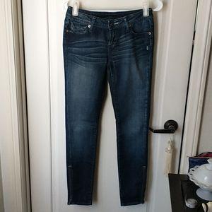 Genetic denim The James Ankle Zipper  Jeans 25